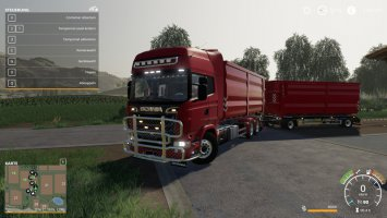 Scania R730 HKL by Ap0lLo v1.0.0.3