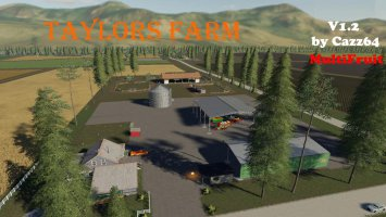 TAYLORS FARM with 1.3 patch update v1.2 fs19
