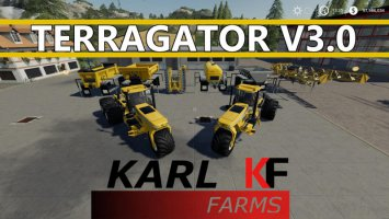 Terragator v3.0