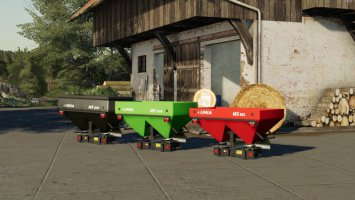 Unia MX pack fs19