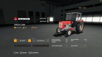 URSUS C360 v1