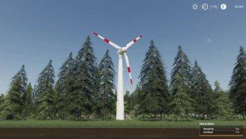 Wind Turbine Placeable By Stevie fs19