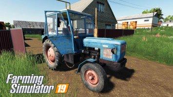Zetor 6711 Old fs19