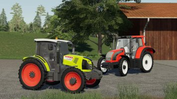 Claas Arion 420 v1.19 fs19