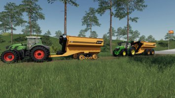 Coolamon Chaser Bins 30T fs19