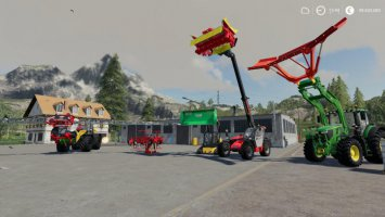 CSS universal adapter to 3point fs19