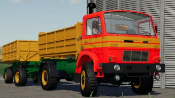 D-754 Truck Pack v1.1 FS19