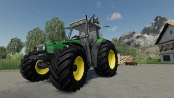 Deutz-Agrostar Clear view with color selection fs19