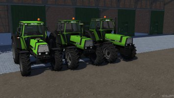 Deutz DX90, Deutz DX140 and Deutz DX230 v0.5.1.1 cnc