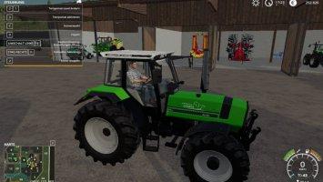 Deutz Fahr Agrostar DX 61 UPDATE fs19