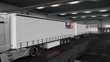 FedEx Trailer by TheUlas7 v.1.2 ets2