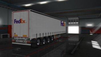 FedEx Trailer by TheUlas7 v.1.2 ETS2