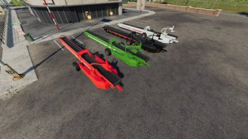 Filltrigger Conveyor Belt fs19