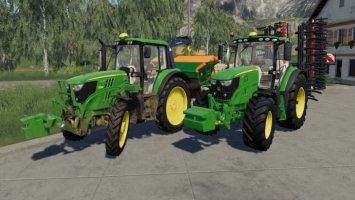 John Deere Slice Weight fs19