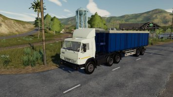Kamaz 5410 Plus Semi Trailer V1.0.0.6