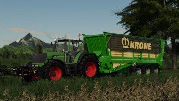 Krone TX 460D fs19