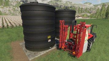 Liquid Fertilizer Tanks