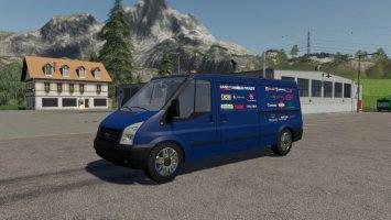 Lizard Rumbler Van Workshop fs19