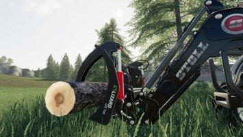 Log Shield