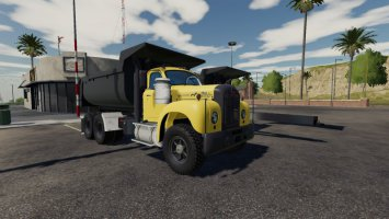 Mack B61 Dump and Trailer v1.0.0.5