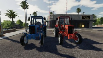 MTZ-80 and 82 FS19