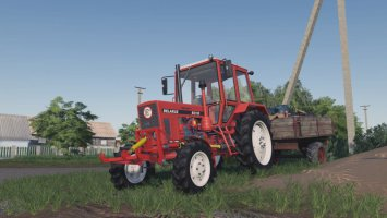 MTZ-82/82UK/BX100 FS19