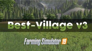 New Best-Village v3 fs19