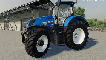 New Holland T7 series fs19