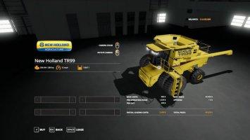 NEW Holland TR99 beta fs19