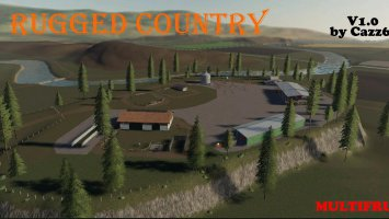 Rugged Country