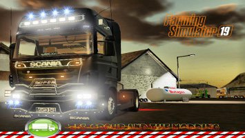 SCANIA SUPER R730 ALIEN v2.0