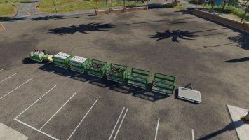 Schleifner Transport und Utility Pack fs19