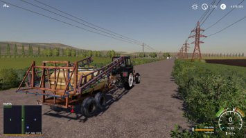 Sprayer SP-2002 fs19