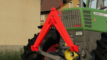 Tractor Triangle Pack fs19