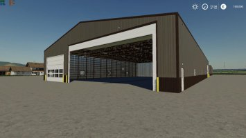 US Big Shed 19 v3.0 fs19
