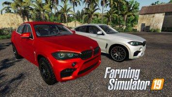 BMW X6M 2016 V1.0