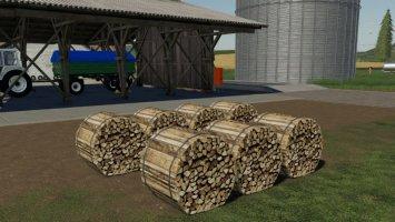 Brennholz Gebündelt