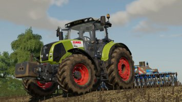 Claas Axion 800 V1.0.0.0 fs19