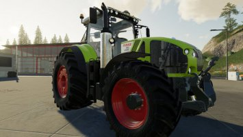 Claas Axion 900 v1.0.0.2 fs19