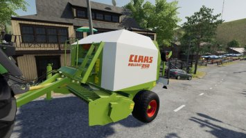 Claas Rollant 250 RotoCut fs19