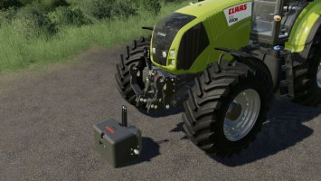 Claas Weight 900kg V1.0.0.0 fs19