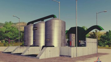 Forage Mixing Station fs19