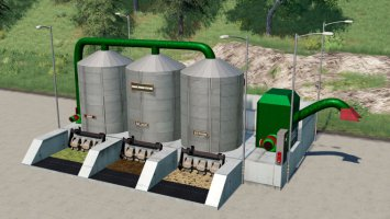 Forage Mixing Station (Placeable)