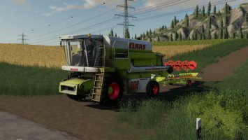 Claas Lexion 700 series - FS19 Mod | Mod for Farming Simulator 19