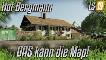 FS19 Hof Bergmann v1.0.0.5