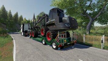HJM Special Lowloader TL38 FS19