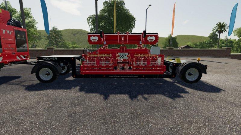 Holmer HR9 Header FS19