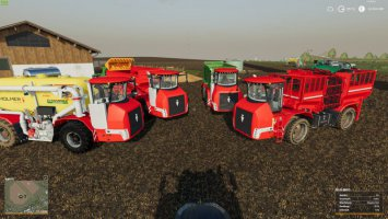 Holmer Terra Variant Pack by Larry 1.0.0.1 fs19
