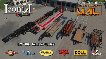 Iconik UAL Haulers