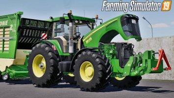 John Deere 8020 Series FS19
